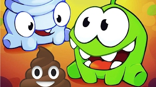 АМ НЯМ НОВЫЕ СЕРИИ #14– МУЛЬТИК My Om Nom мой виртуальный питомец игра мультик #Мобильные игры