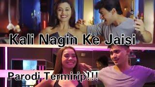 Kali Nagin Ke Jaise - PARODI INDIA TERBAIK - Cover Dance Versi Indonesia
