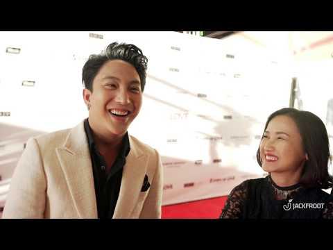 '5 Steps of Love' Red Carpet Movie Premiere in America