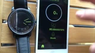 Trasense TS-H03 series Bluetooth Smart Quartz Watch