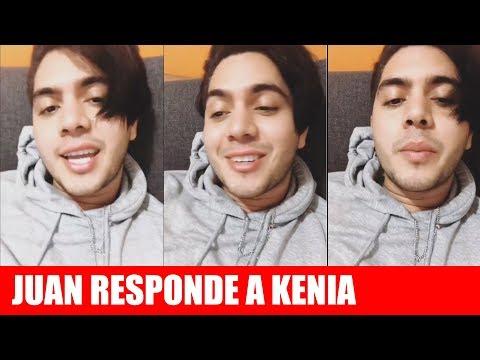 """Juan de Dios Pantoja RESPONDE a Kenia OS y la llama """"hipócrita"""""""