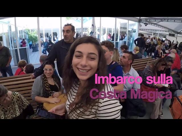 5-11-2019 Pantelleria, Crociera del Burraco - Imbarco e prima sera a bordo
