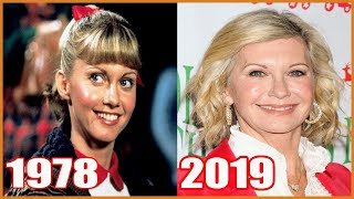 Grease (1978) Cast: Then and Now ★ 2019