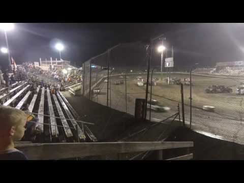 092416 Macon Speedway Hornet World Championship Feature