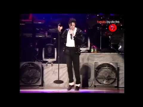 Michael Jackson - Billie Jean Live in Copenhagen 1997 (1080p upscale with Beats Audio)