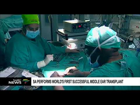 SA again pioneers world's first surgical procedure - YouTube
