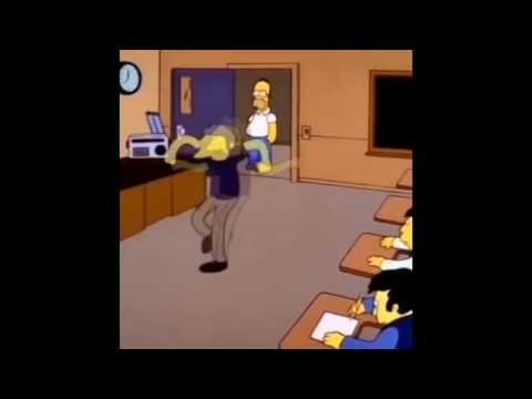 The 411 - Moe Funk Dance - The Simpsons - Take on Me - YouTube