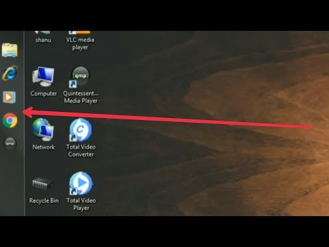 How To Set Taskbar Location On Screen Bottom,left ,right,top In Window 7 | Pc | Laptop