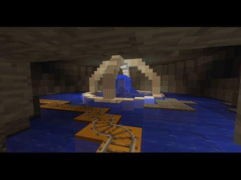 Minecraft - Treasure Expedition Dark Ride
