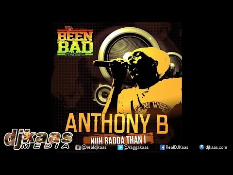Anthony B - Nuh Badda Than I {Ruff Mix} ▶Been Bad Riddim ▶K1