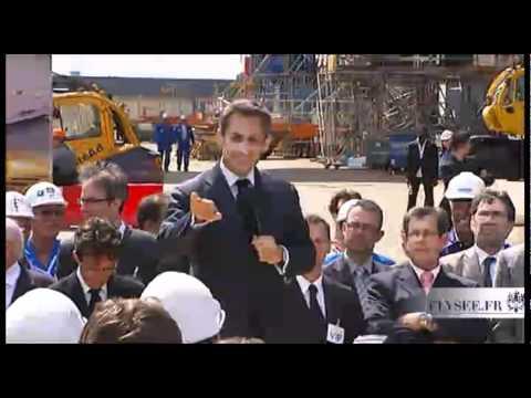 Déplacement à Saint-Nazaire sur les chantiers de construction navale STX