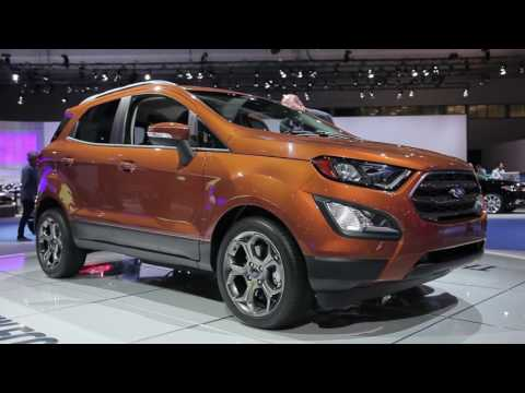 2018 Ford Ecosport Review Ratings Specs Prices And
