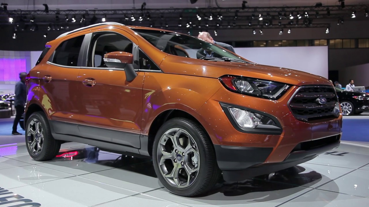 2018 ford ecosport preview youtube. Black Bedroom Furniture Sets. Home Design Ideas