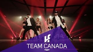TEAM CANADA | Hit The Floor Gatineau #HTF2015
