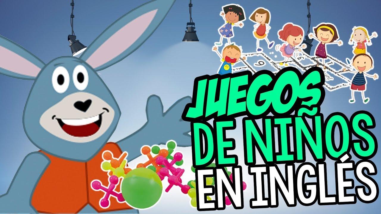 Juegos Tradicionales Infantiles En Ingles Youtube