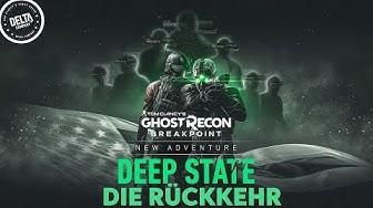 Deep State Deutsch