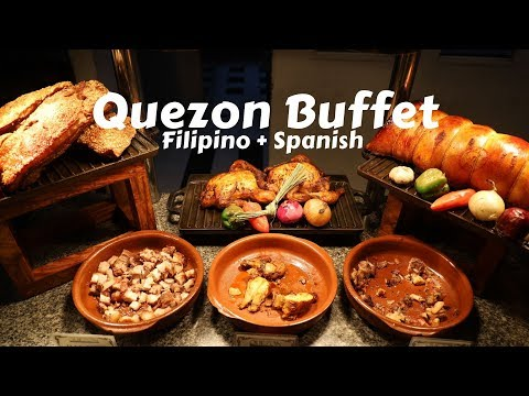 Quezon Buffet ( Best Filipino And Spanish ) Quezon City