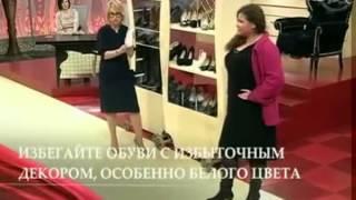 видео Разные виды туфель для женщин
