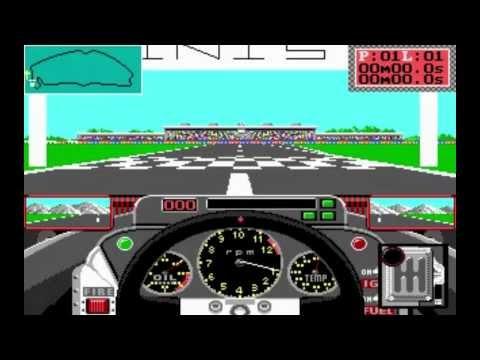 F1 Games History 1987-2013