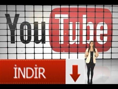 Youtube video indirme Kurulumsuz