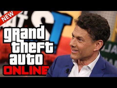 GTA Online: Rockstar Games CEO Shares Future DLC Details! 2019 DLC News & More!? (GTA 5 Online DLC)