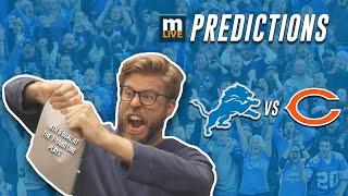 Detroit Lions vs. Chicago Bears final score predictions