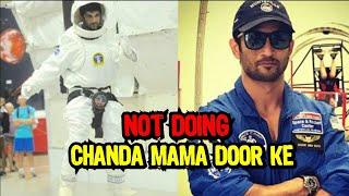 """Sushant Singh Rajput Opts Out Of """"Chanda Mama Door Ke"""" Space Movie"""