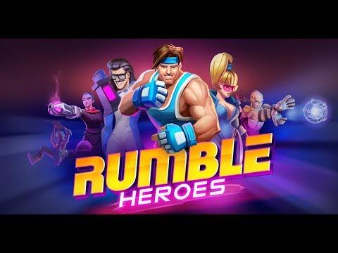 Rumble Heroes™ 1