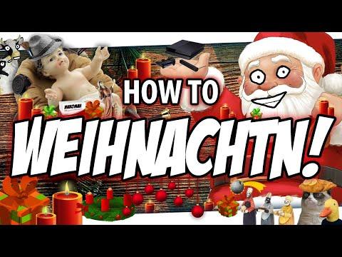 🎓 How to WEIHNACHTEN!