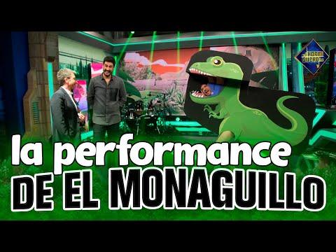 La Performance De El Monaguillo - El Hormiguero