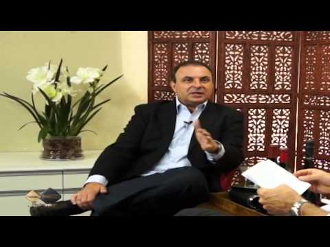 Bloco 2 Interview com empresário Adilson Puertes