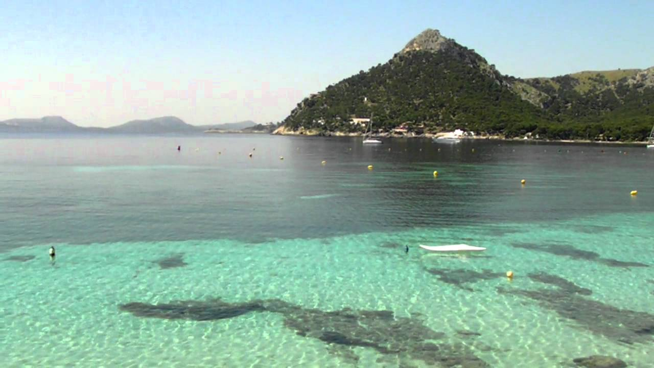 Playa Formentor 3 - YouTube