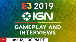 E3 2019: Link's Awakening, Keanu Reeves, Control and More! - IGN Live (Day 2)