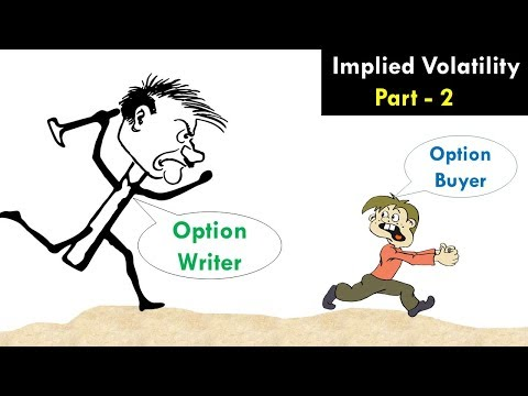How To Use Implied Volatility In Option Trading Part 2 | Importance Of IV In Options | | Episode -46