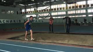 Андрей Станчев 7,12 - Кубок КМШВСМ 2016 в 4К