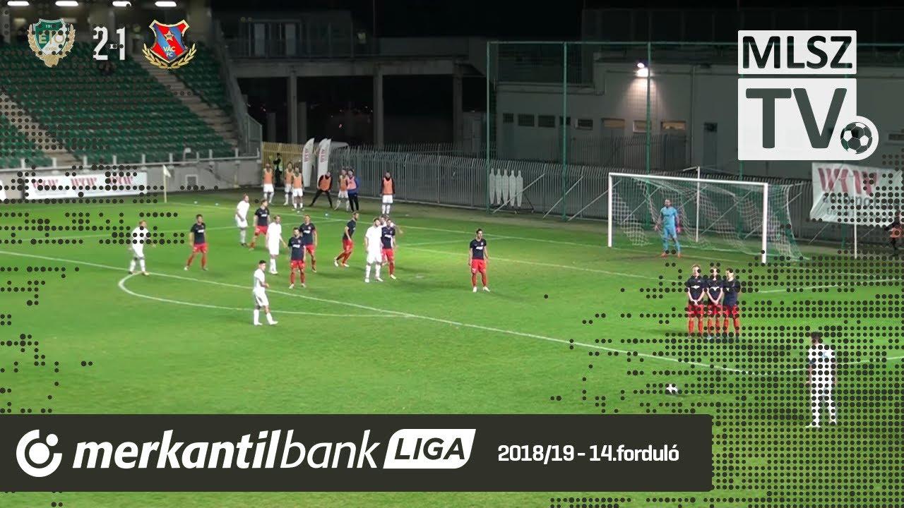 WKW ETO FC Győr - Vác FC | 2-2 (1-1) | Merkantil Bank Liga NB II.| 14. forduló |