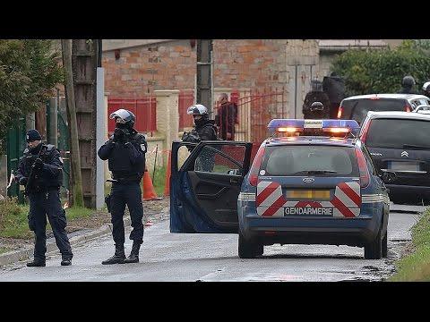 Assaut du GIGN contre les frères KOUACHI à Dammartin-en-Goële