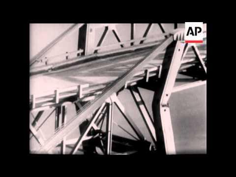 Bridge Collapse - 1957
