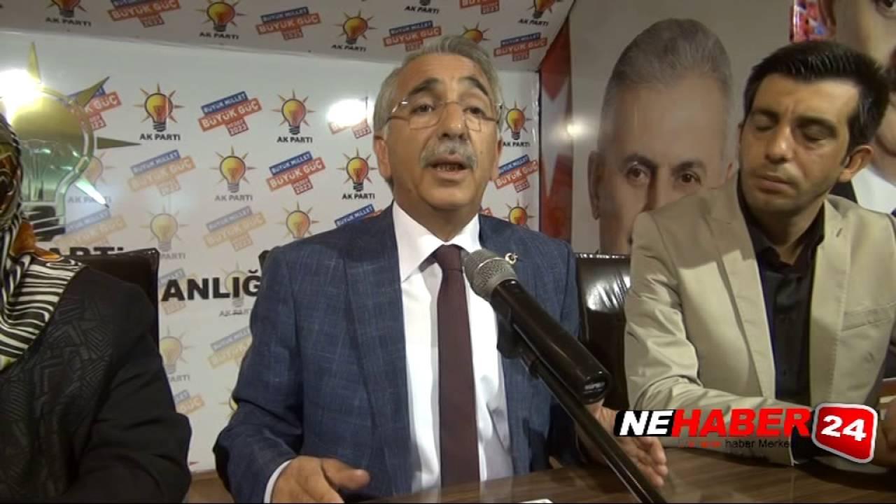 Başkan Orhan Bulut AK Parti 2. Olağanüstü Kongresini Değerlendirdi