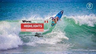 WONG E-PRO PERU - QF WOMEN'S HIGHLIGHTS