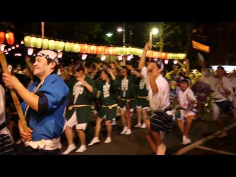 Itabashi-ku Massive dance off