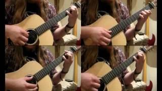 Game of Thrones Title Theme on Acoustic Guitar - Ramin Djawadi