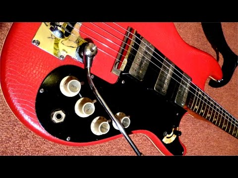 the sound of a 64 h fner 173 youtube rh youtube com hofner guitar wiring diagrams Guitar Wiring Diagrams 2 Pickups