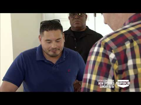 Catch A Contractor, Season 2: Hey Manny, You're Busted...AGAIN.