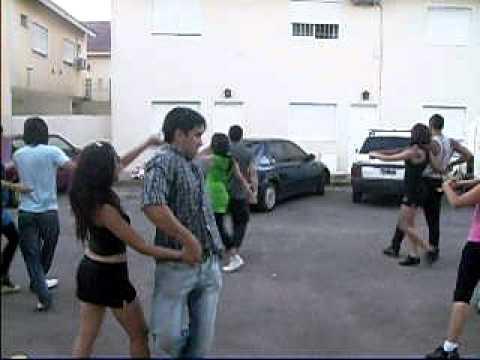 Baile Americano Eliodance 80