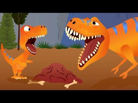 Поезд динозавров БОЛЬШИЕ ЗУБЫ ДИНОЗАВРА Мультик раскраска Dinosaur Train