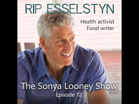 Podcast: Plant-Based Diet Expert| How to Take Control of Your Health Engine2Diet's Rip Esselstyn
