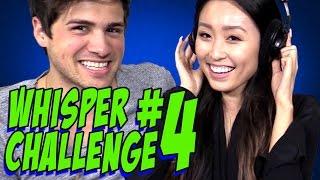 WHISPER CHALLENGE #4