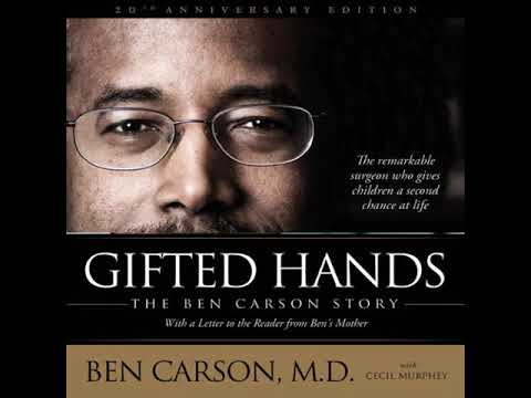 Download Gifted Hands: The Ben Carson Story (Audiobook) by Ben Carson M.D., Cecil Murphey