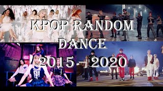 KPOP RANDOM DANCE MIRRORED - TOP 2015-2020